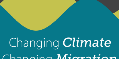 Changing Climate, Changing Migration podcast logo