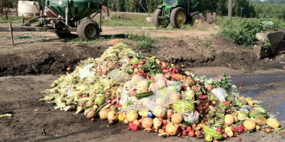 Image: US EPA, Food waste piles up, Flickr, US Government Works Licence