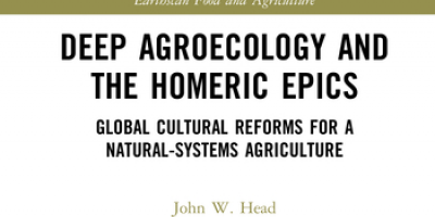 Deep agroecology and the Homeric epics book cover