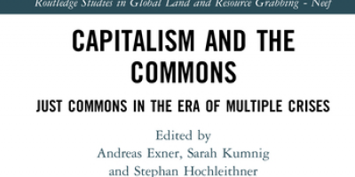 Capitalism and the Commons book cover