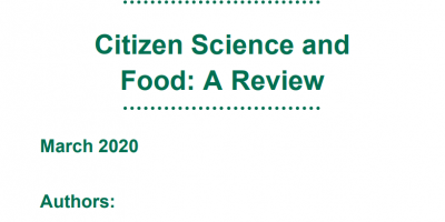 Citizen science: a review