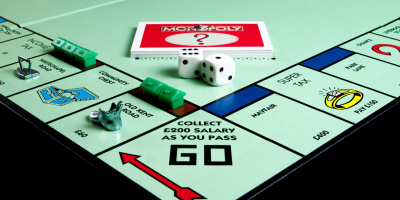 Image: William Warby, Monopoly, Flickr, Creative Commons Attribution 2.0 Generic