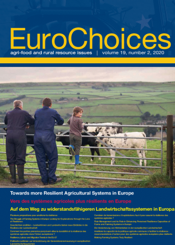 EuroChoices journal cover