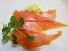 Image: Ruth Hartnup, Smoked salmon, Flickr, Creative Commons Attribution 2.0 Generic